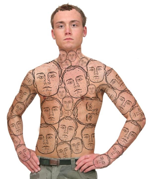 Tattoo'dMan